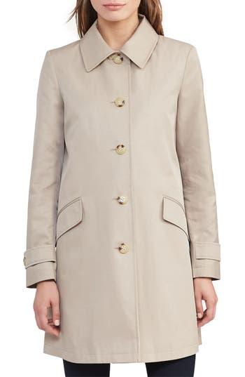 Lauren Ralph Lauren A-Line Raincoat