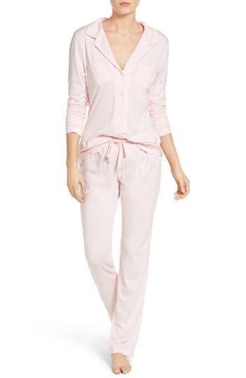 LOVE+GRACE 'Cassie' Cotton & Modal Pajamas