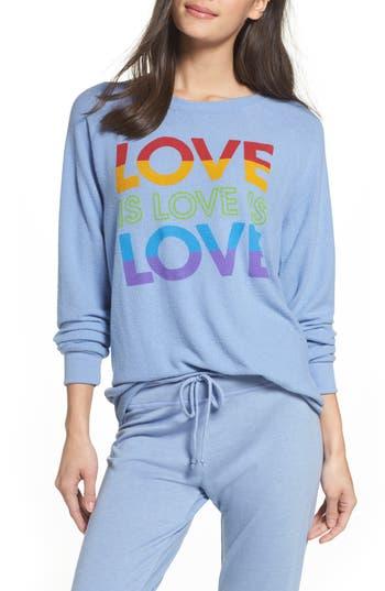 Junk Food Love Sweatshirt