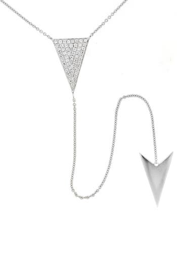 Bony Levy Diamond Y-Necklace (Nordstrom Exclusive)