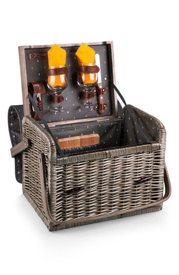 Picnic Time 'Kabrio' Wine & Cheese Picnic Basket