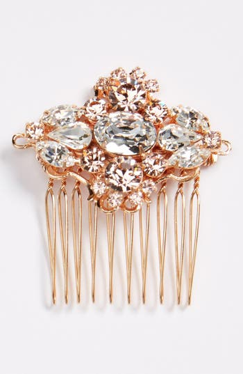 Camilla Christine Small Jeweled Comb