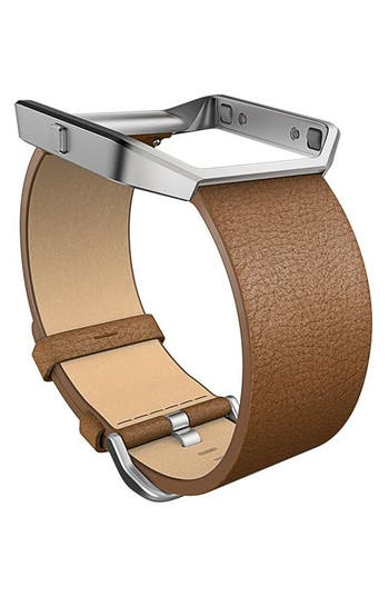 Fitbit Blaze Leather Smart Watch Band
