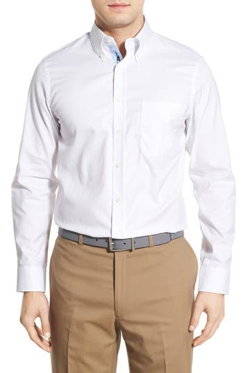 Bobby Jones Regular Fit Oxford Sport Shirt