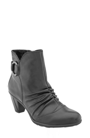 Earth® 'Topaz' Cap Toe Bootie (Women)