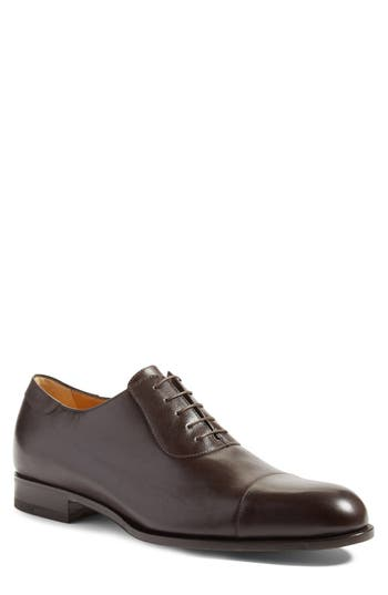 A. Testoni Cap Toe Oxford (Men)