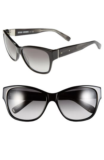 Bobbi Brown 'The Veronika' 57mm Sunglasses