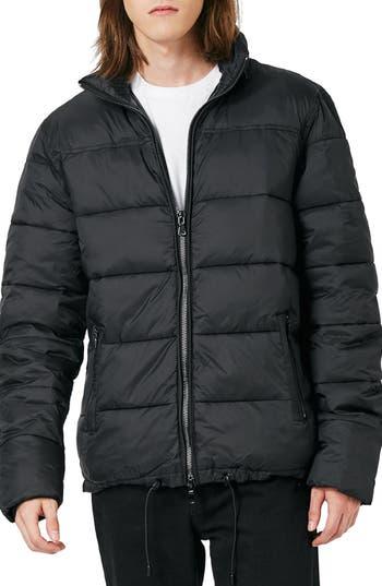 Topman Rade Heavyweight Puffer Jacket
