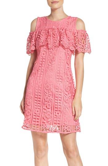 Taylor Dresses Ruffle Sheath Dress