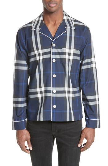 Burberry Paignton Trim Fit Sport Shirt