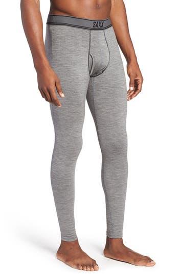 SAXX 'Black Sheep' Moisture Wicking Long Underwear