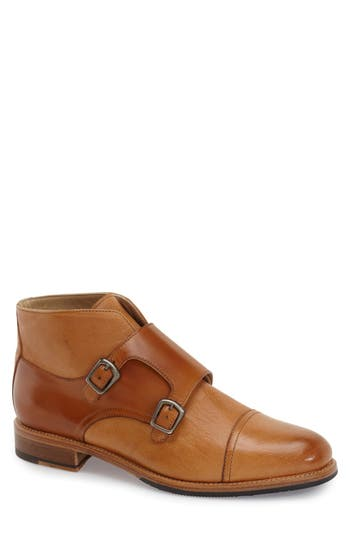 BOGA Double Monk Strap Boot (Men)