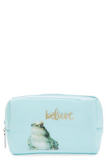 Catseye London Small Believe Beauty Bag