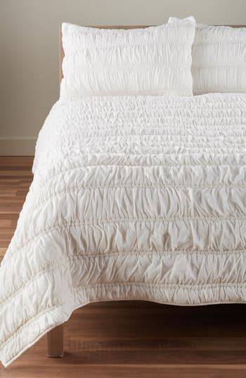 Nordstrom at Home 'Clara' Ruched Comforter