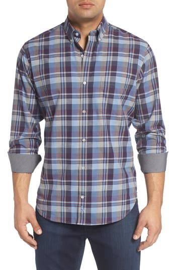 TailorBryd 'Landaulet' Plaid Sport Shirt
