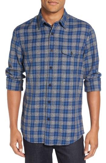 Nordstrom Men's Shop Slim Fit Lumberjack Sport Shirt
