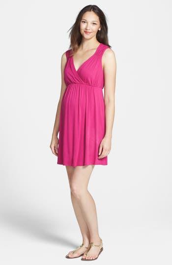 Maternal America 'Vanessa' Maternity Dress
