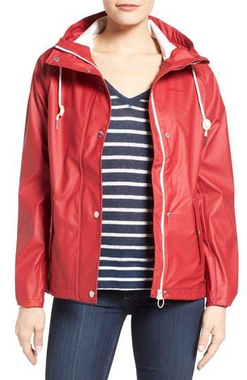 Tretorn 'Tora' Hooded Rain Jacket