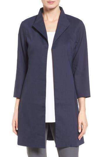 Eileen Fisher Organic Stretch Linen Jacket