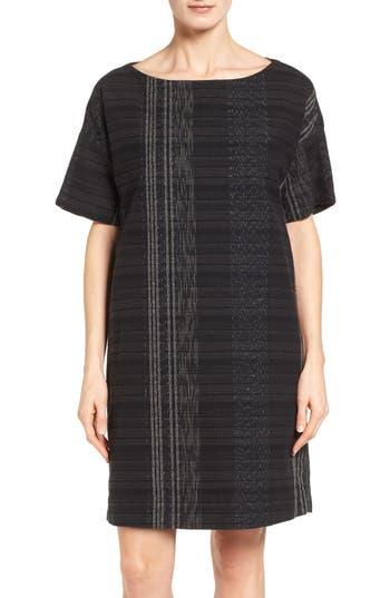 Eileen Fisher Koshi Organic Cotton Shift Dress