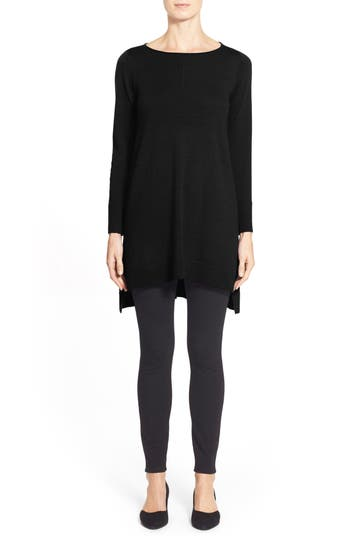 Eileen Fisher Merino Jersey Tunic