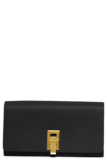 Michael Kors 'Miranda' Leather Continental Wallet