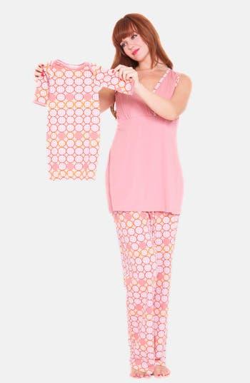 Olian 3-Piece Maternity Sleepwear Gift Set