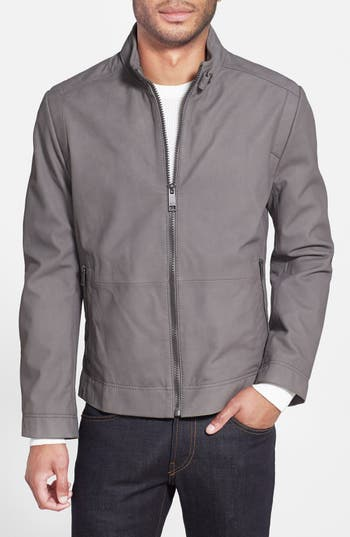 Marc New York by Andrew Marc 'Nelson' Moto Leather Jacket