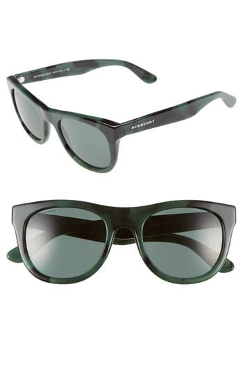 Burberry 52mm Sunglasses
