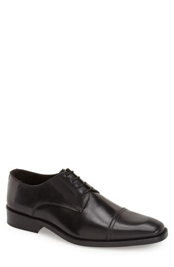 To Boot New York 'Maxwell' Cap Toe Derby (Men)