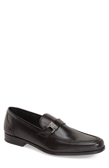 Salvatore Ferragamo 'Lion' Bit Loafer (Men)