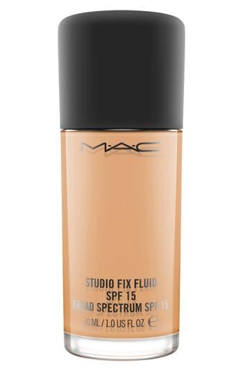 MAC M·A·C Studio Fix Fluid Foundation SPF 15