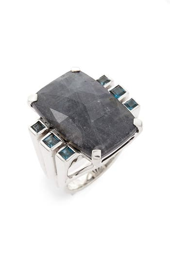Stephen Dweck Semiprecious Stone Ring