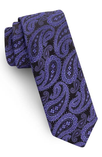 Ted Baker London Midnight Paisley Silk Tie