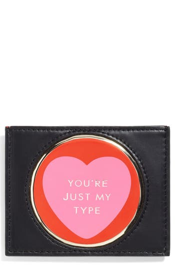 kate spade new york be mine card case