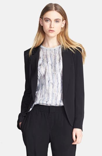 Theyskens' Theory 'Jago' Silk Blazer