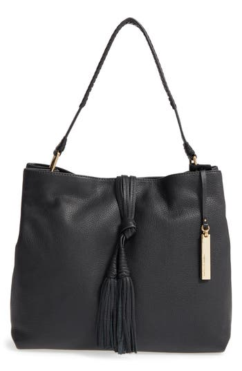 Vince Camuto Taro Leather Hobo