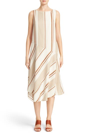 Lafayette 2148 New York Arabella Stripe Dress