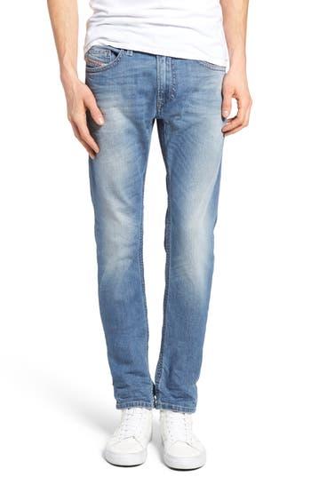DIESEL® Thavar Skinny Fit Jeans (0842H)