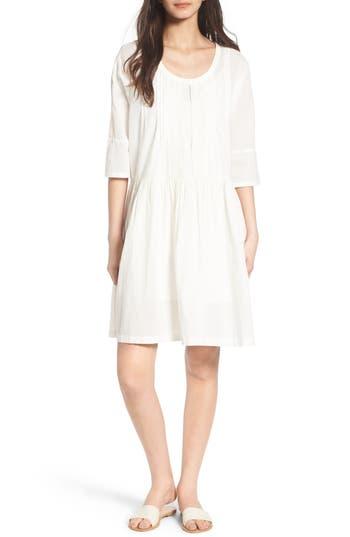 Current/Elliott The Lacey Cotton Trapeze Dress
