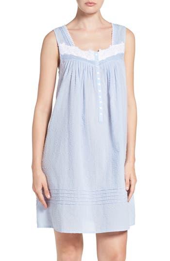 Eileen West Clip Cotton Nightgown