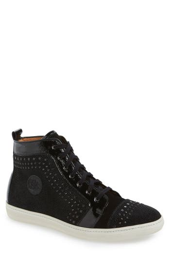 Mezlan 'Cabrillo' High Top Sneaker (Men)