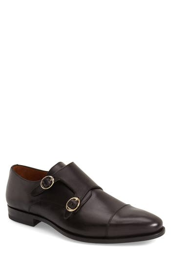 Mezlan 'Rosales' Double Monk Strap Shoe (Men)