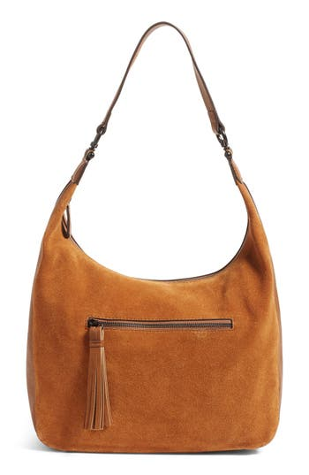 Phase 3 Suede Hobo