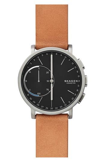 Skagen Hagen Connect Hybrid Smart Watch, 42mm
