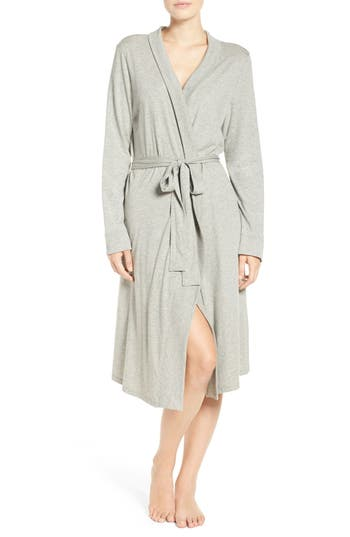 skin Pima Cotton Robe
