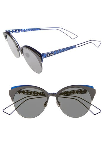 Dior Diorama 55mm Retro Sunglasses