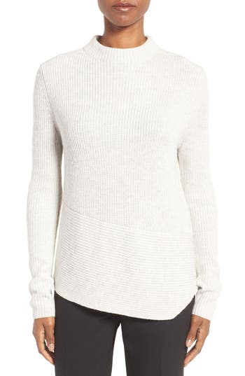 BOSS Farile Asymmetrical Sweater
