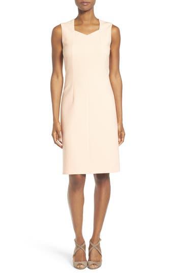 BOSS Dilunea Sheath Dress (Regular & Petite)