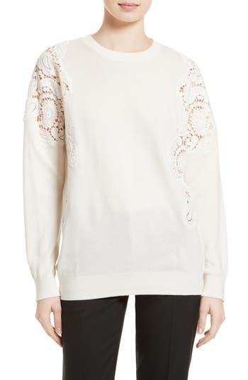 Ted Baker London Tae Lace Pullover